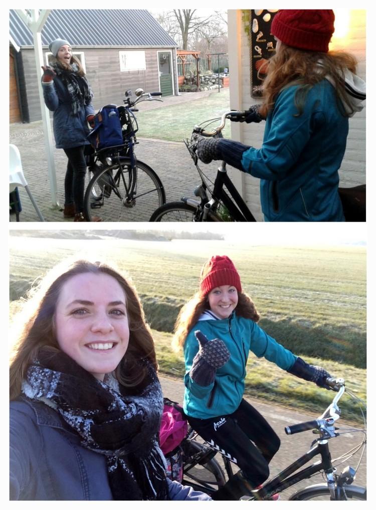 fietstocht amsterdam 2