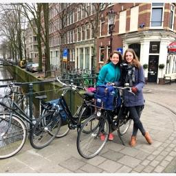 Fietstocht Amsterdam – Nog drie weken…