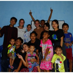 Indonesië – Ons afscheid
