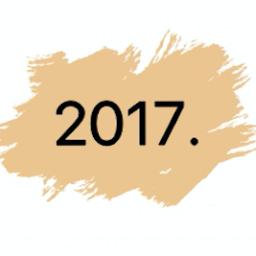 2017.